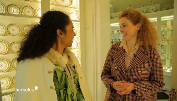 Anne Chebu interviewt Floria Landgräfin von Hessen